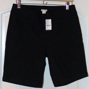 J Crew Factory Bermuda Shorts - Size 4